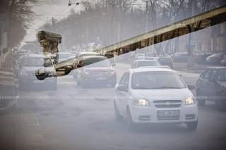 Mold-street: Moldova nu are un sistem automatizat de supraveghere video a circulației rutiere