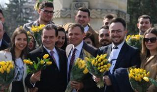 Partidul Național Liberal din România anunță pe cine va susține la alegerile din Chișinău: Susținem candidatul comun al partenerilor noștri, Andrei Năstase