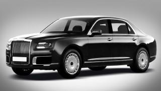 """Rival pentru S-Class şi Seria 7? A fost anunţat preţul sedanului pentru """"civili"""" din proiectul Cortegiu"""