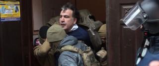 Saakașvili are interdicție de a intra în Ucraina pe un termen de trei ani