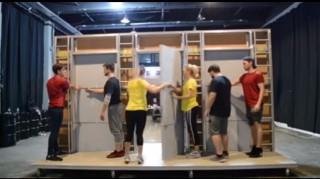 (video) Secretul principal al coreografiei DoReDos la Eurovision. Cum arată show-ul din culise