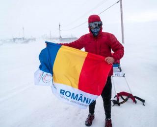 Sportivul român Tibi Uşeriu a câştigat pentru a treia oară cel mai greu maraton din lume - 6633 Arctic Ultra