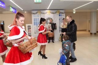 Surprizele pentru pasageri la Aeroportul Chișinău continuă!