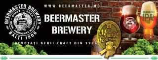 """The first of the best. """"BEERMASTER BREWERY"""" a dat lovitura la """"Beer of Moldova 2017"""""""