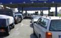 Trafic intens la intrarea în Republica Moldova
