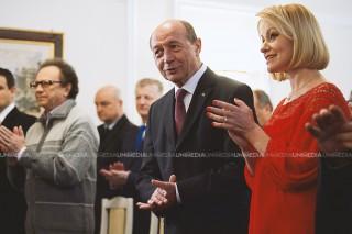 """Traian Băsescu va depune în Parlamentul României un proiect privind unirea cu Republica Moldova: """"Procedura ar fi să vrea moldoveni"""""""