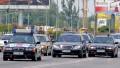 Traseul lui Timofti și Iohannis, schimbat din cauza unui drum plin de gropi