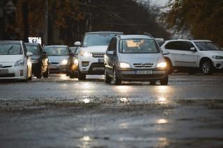 Un accident matinal din capitală a cauzat ambuteiaje. Ce trasee trebuie să evitați