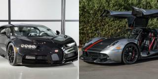 Un dealer din California a vândut un Bugatti Chiron și un Pagani Huayra pentru Bitcoini