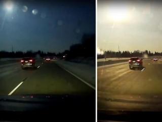 Un meteorit căzut în apropiere de Detroit a provocat un cutremur de mică intensitate