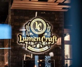 Un pub exclusivist şi-a deschis larg uşile la Aeroportul Internaţional Chişinău - LumenCraft Pub!