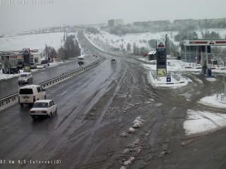 Unde ninge la această oră în Moldova şi care sunt ultimele informaţii anunţate despre starea drumurilor
