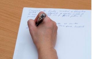 Veste bună pentru elevii din stânga Nistrului: Mai puține probe pentru examenele de absolvire