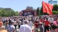 (video) 9 mai sărbătorit cu fanfară rusească și proteste unioniste
