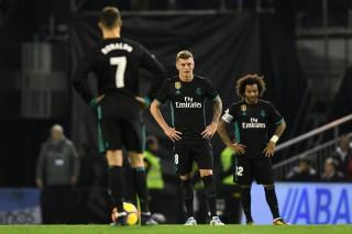 (video) Încă un pas greșit pentru Real în La Liga! Trupa din Madrid a remizat cu Celta și e la 16 puncte în spatele Barcelonei