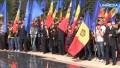(video) Cum a fost marcată ziua de 9 mai la Chișinău