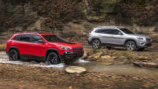 (video) Detroit 2018: Premieră mondială – Jeep Cherokee facelift