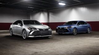 (video) Detroit 2018: Premieră mondială – Noua şi cea de-a cincea generaţie Toyota Avalon
