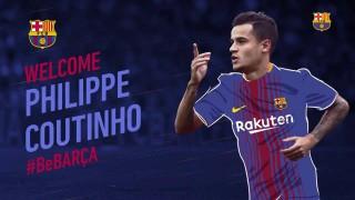 (video) Este oficial: Barcelona a anunțat despre transferul lui Philippe Coutinho de la Liverpool