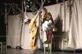 """(video) """"Falstaff"""" în premieră la Teatrul Național """"Eugene Ionesco"""". Imagini de la repetițiile celei mai noi piese de teatru"""