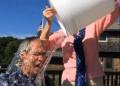 (video) IceBucketChallenge. Fostul președinte SUA George W. Bush a răspuns provocării