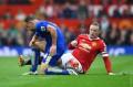 (video) Leicester City nu a putut câștiga titlul pe Old Trafford! Băieții lui Claudio Ranieri au reușit o remiză cu Manchester United