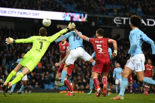 (video) Manchester City 2-1 Bristol City: Echipa lui Guardiola s-a chinuit cu a patra clasată din Championship