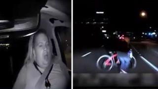 (video) Momentul accidentului fatal cu implicarea unei maşini de teste Uber a fost făcut public
