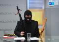 (video) Oazu Nantoi, cu automatul în mână și cagula pe față la Moldova1