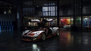 (video) Pagani Huayra Lampo – supercar unic făcut pentru moştenitorul concernului FIAT