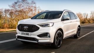 (video) Premieră europeană: Ford Edge facelift nu va avea local o versiune sport ST