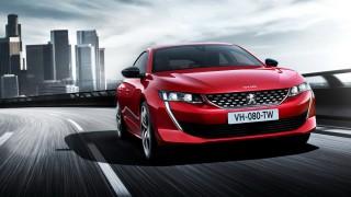 (video) Premieră mondială: Noua generaţie Peugeot 508 a devenit un rival pentru Audi A5 Sportback