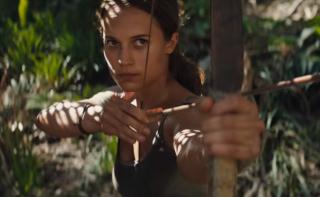 """(video) Premiere de weekend: """"Tomb Raider"""" se lansează cu ambiția de a detrona """"Black Panther"""""""