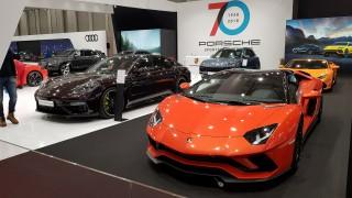 (video) SIAB 2018: AutoBlog.MD aduce noutăţile de la Salonul Auto de la Bucureşti mai aproape