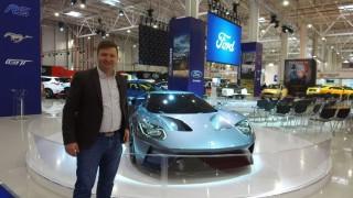 (video) SIAB 2018: Reportaj de la standul Ford – Mustang facelift, noul Fiesta, Ecosport facelift şi noul Ford GT