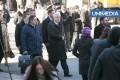 """(video) Stop Cadru: Voronin s-a bâlbâit în fața """"revoluționarilor"""""""