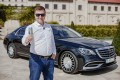 (video) Test Drive: Mercedes-Maybach S560 4MATIC facelift – limuzina cu pahare de 3.800 euro