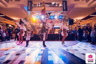 (video) Tombola de Crăciun la Shopping MallDova