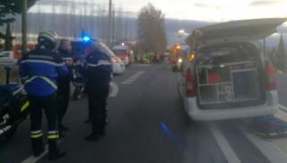 (video) Tragedie în Franţa: cel puţin patru copii morţi, după ce un tren s-a izbit într-un autobuz şcolar