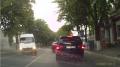 (video) Un fost deputat PCRM, implicat într-un accident cu un microbuz de linie