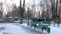 ZdG: Măsurile de securitate în timpul depunerii de flori a lui Igor Dodon: Toate intrările în parc au fost blocate