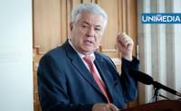 Vladimir  Voronin, președintele PCRM
