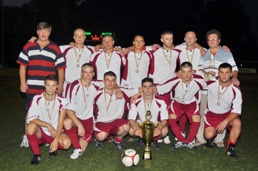 e2598ae8743c5d Fotbal  CS Cojuşna - campioana turneului Bemol Regional Cup ...