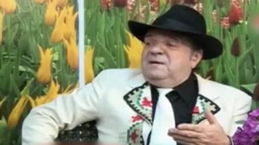 Doliu în muzica populara: A murit artistul poporului Vasile Marin, originar din satul Vorniceni