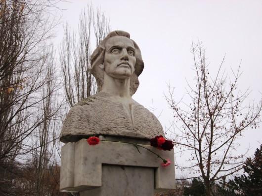 (foto) 163 de ani de la nașterea marelui poet Mihai Eminescu