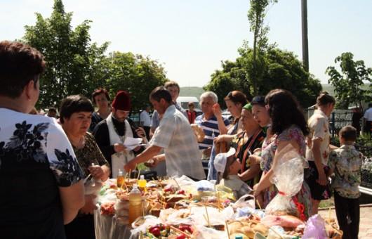 (foto) Vezi cum s-a marcat Paștele Blajinilor la Cojușna