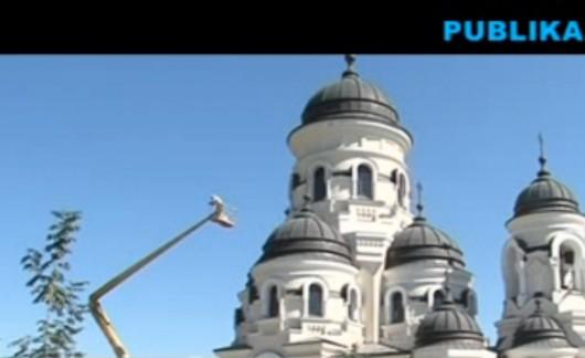 forfota mare la ma na stirea ca priana a naintea vizitei patriarhului rusiei