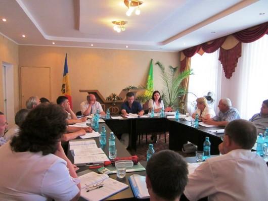 (doc) Şedinţa de toamnă a Consiliului din Cojuşna