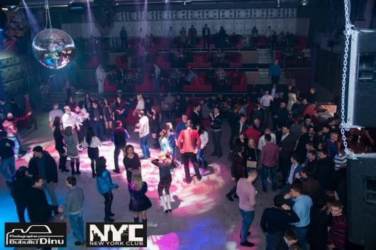 """(Foto) Vezi cum a avut loc deschiderea clubului de noapte """"New York Club"""""""