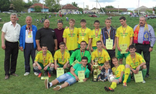 (Video) Campionatul Sindical de Fotbal